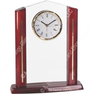 clock-rosewood-acrylic-CL28002