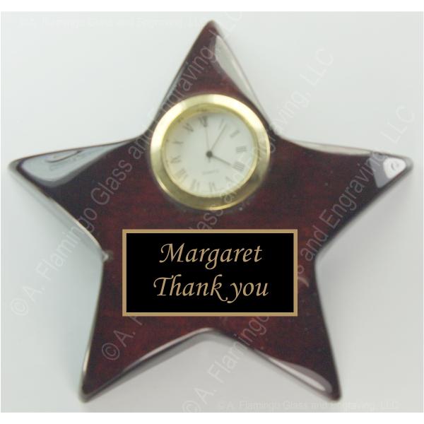 clock-star-rosewood-CL99125