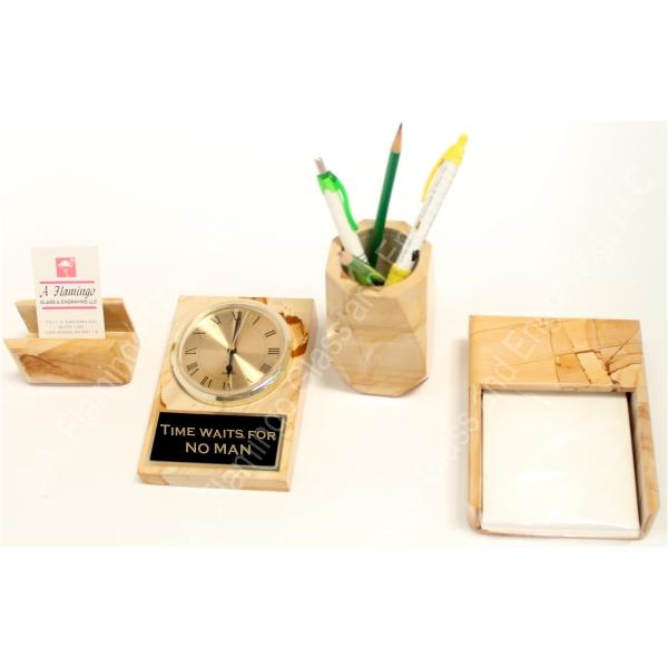 wood-stone-desk-set-DK30006